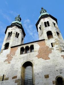 Church in Krakow, Poland. Taylor Smith