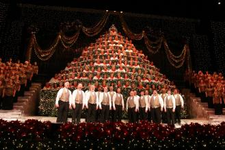 The Singing Christmas Tree. From Merchantcircle.com