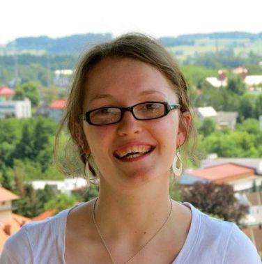 Rachael in Czech.